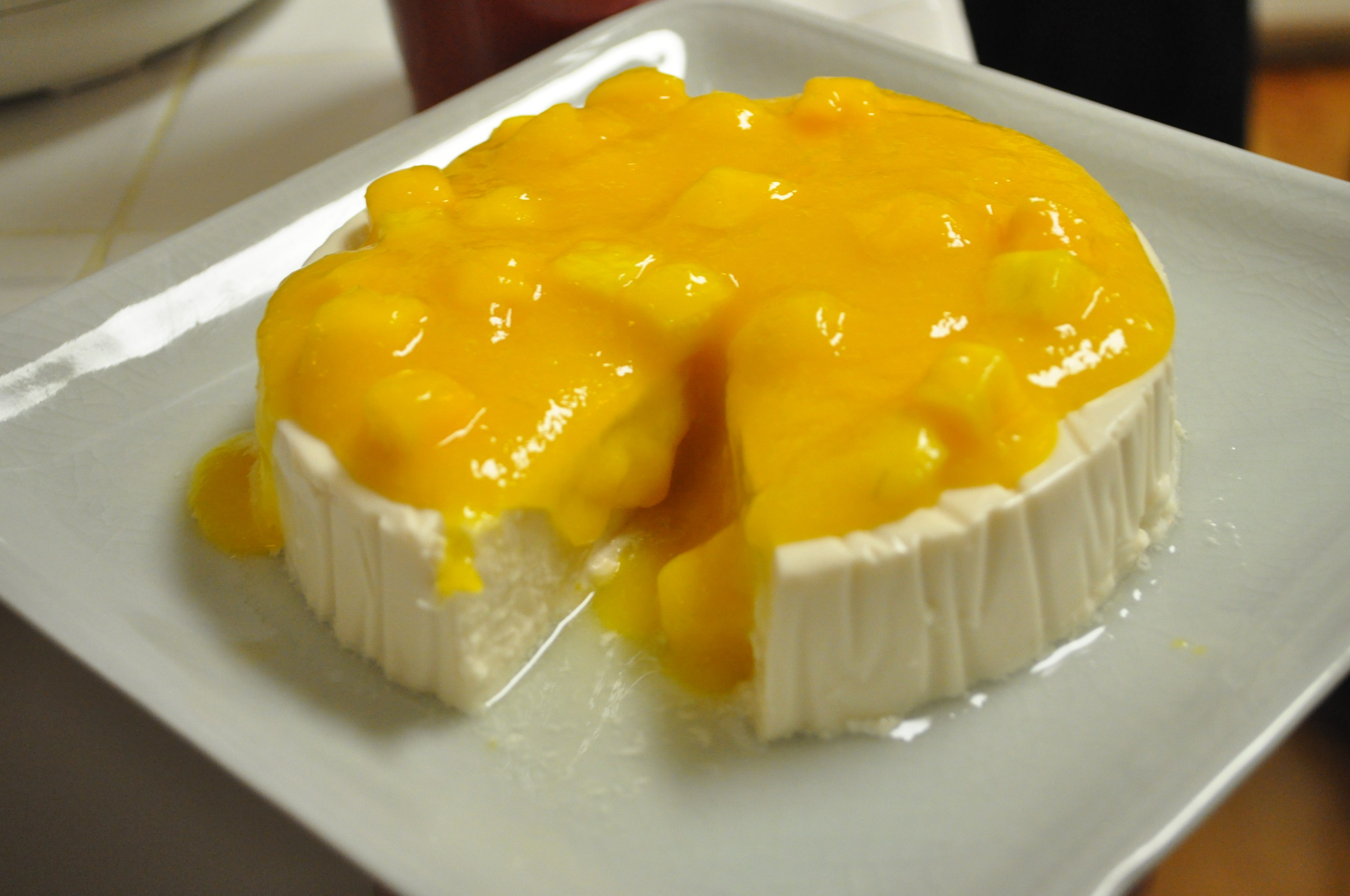Mango Panna Cotta Recipes — Dishmaps