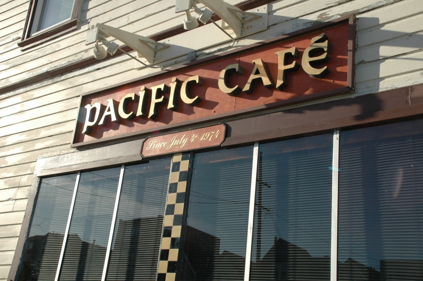 Pacific Cafe