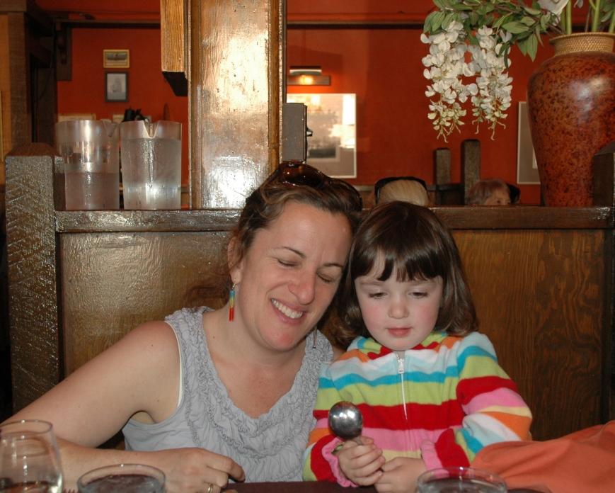 Anya & Sadie