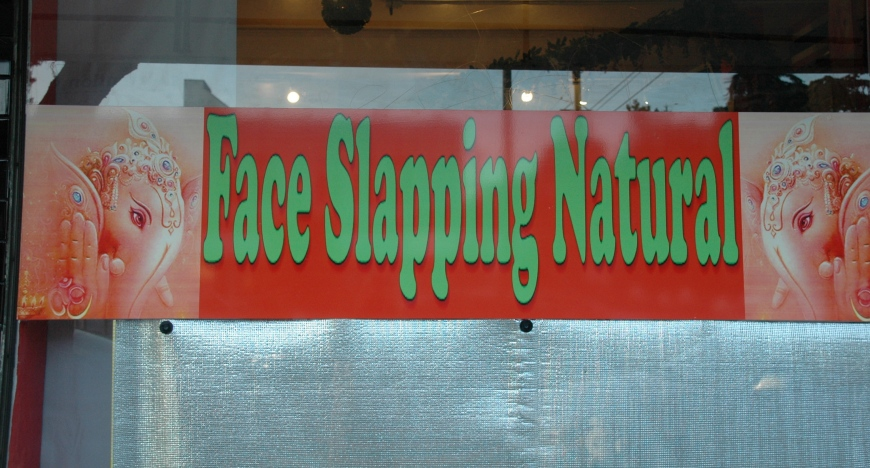 Face Slapping Natural Store