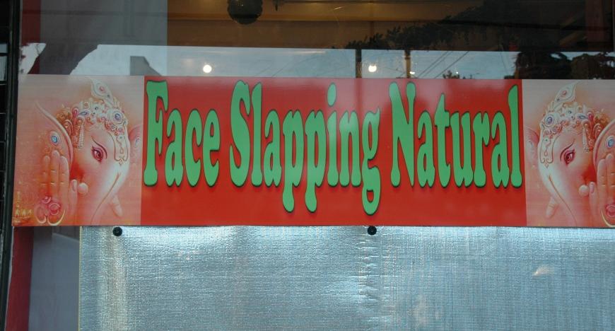 Face Slapping Natural Store